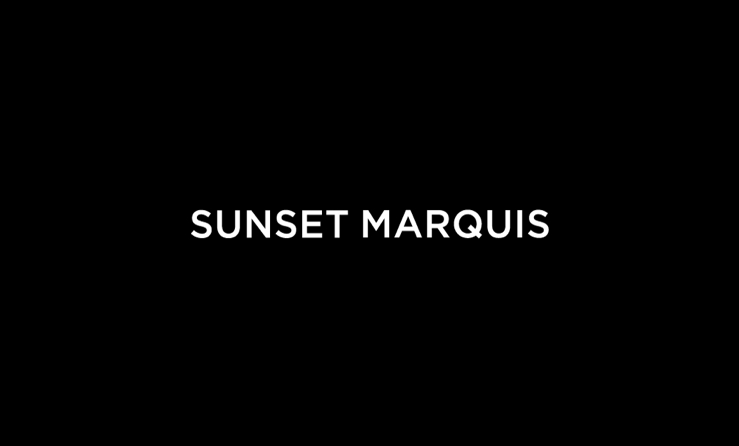 Sunset Marquis - Work Tile
